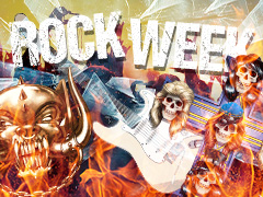 Klaver Casino Rock Week