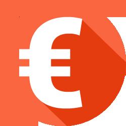 Euro teken plaatje