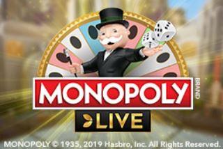 monopolie live casino