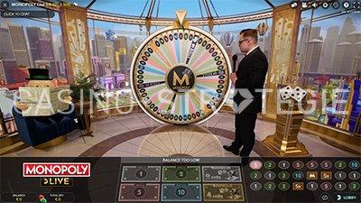 Monopoly Live Dealer