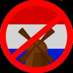 Nederland gesloten
